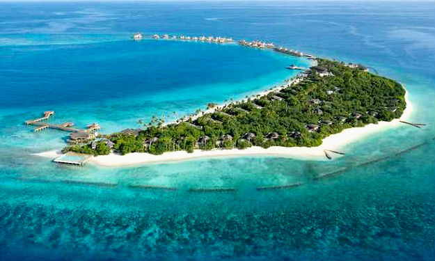 JW Marriott Maldives Resort & Spa